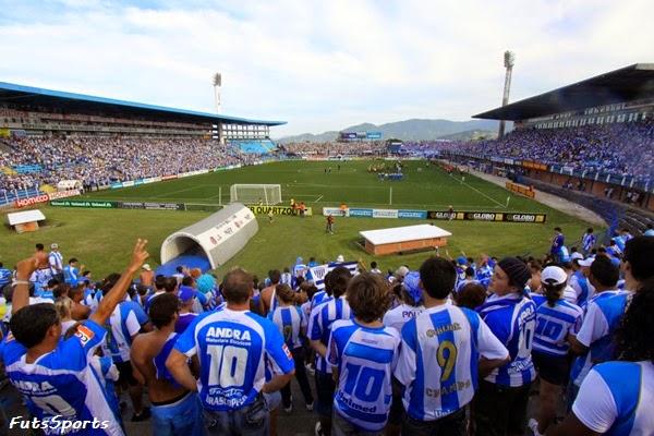 Estádio Aderbal Ramos da Silva ou Estádio da Ressacada