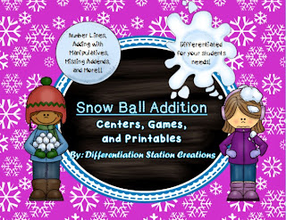 """Snowball Addition!"""