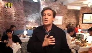 Julio (Francis Lorenzo) sufre un ataque al corazón en 'Médico de familia'