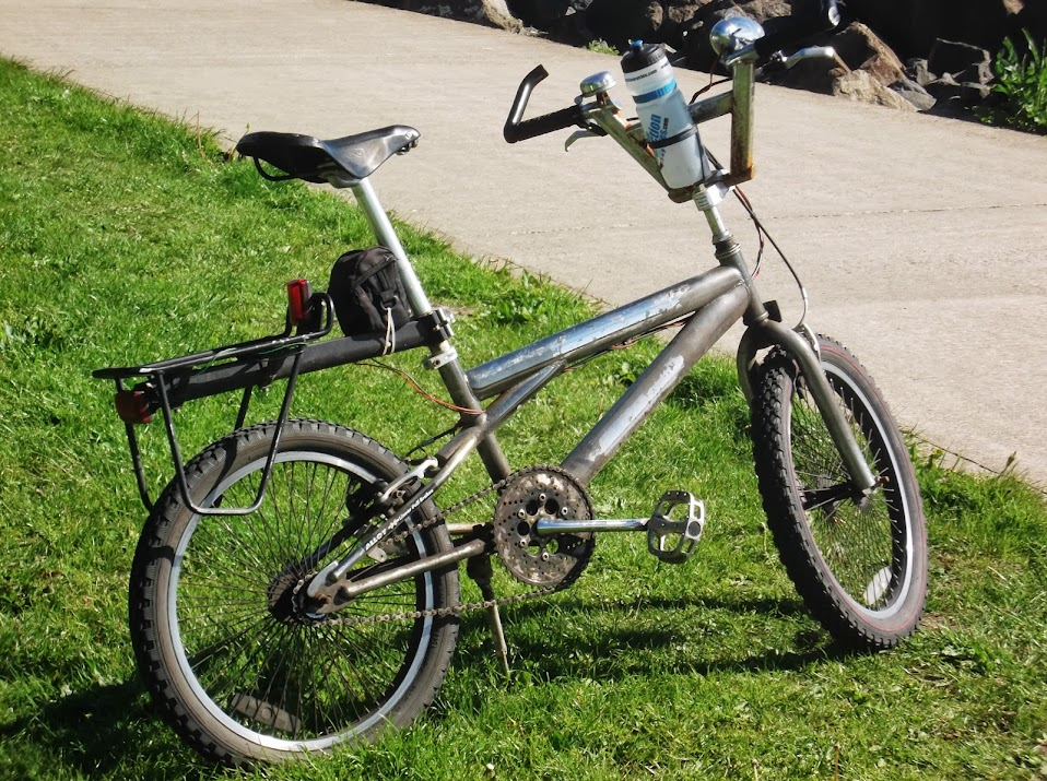 Another Androsphere Blog Diy Modified Bmx Bicycles