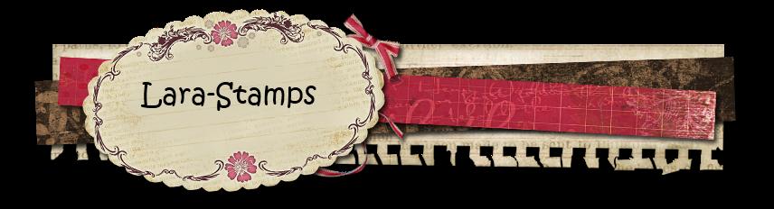 Lara-stamps