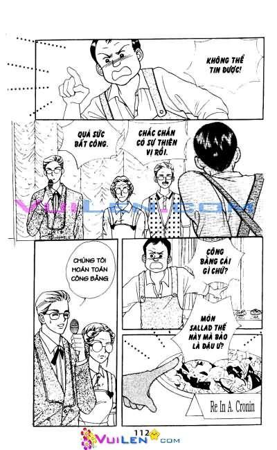Bữa tối của hoàng tử chap 6 - Trang 112