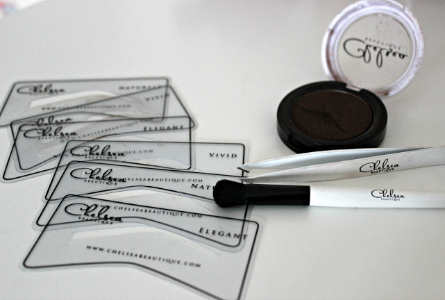 Review | Chelsea Beautique Brows Kit