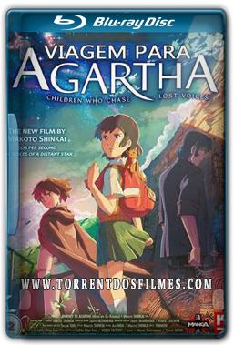 Viagem para Agartha (2011) Torrent - Bluray 1080p Dual Áudio 5.1