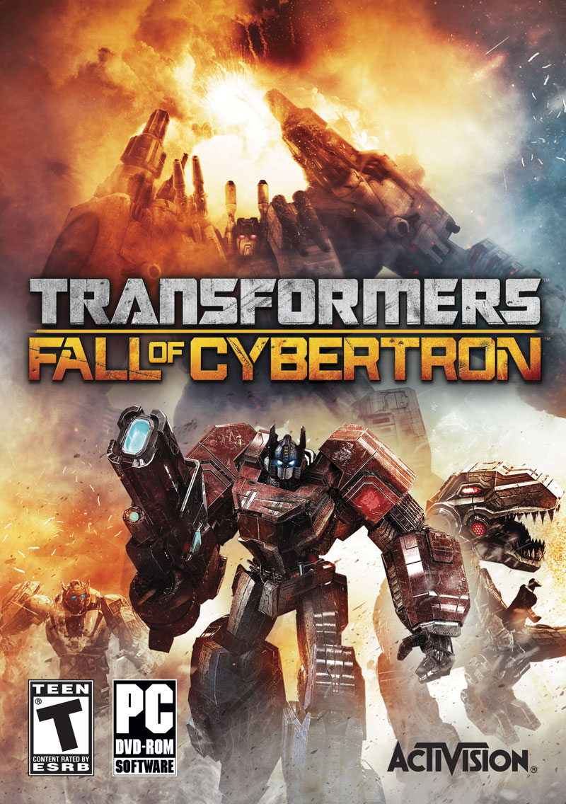 Transformers Fall Of Cybertron PC