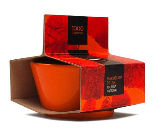 design de embalagem - food packaging design - 1000 Paladares