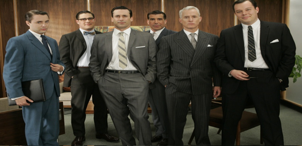 Character of Golden Globe winners: Old TV shows