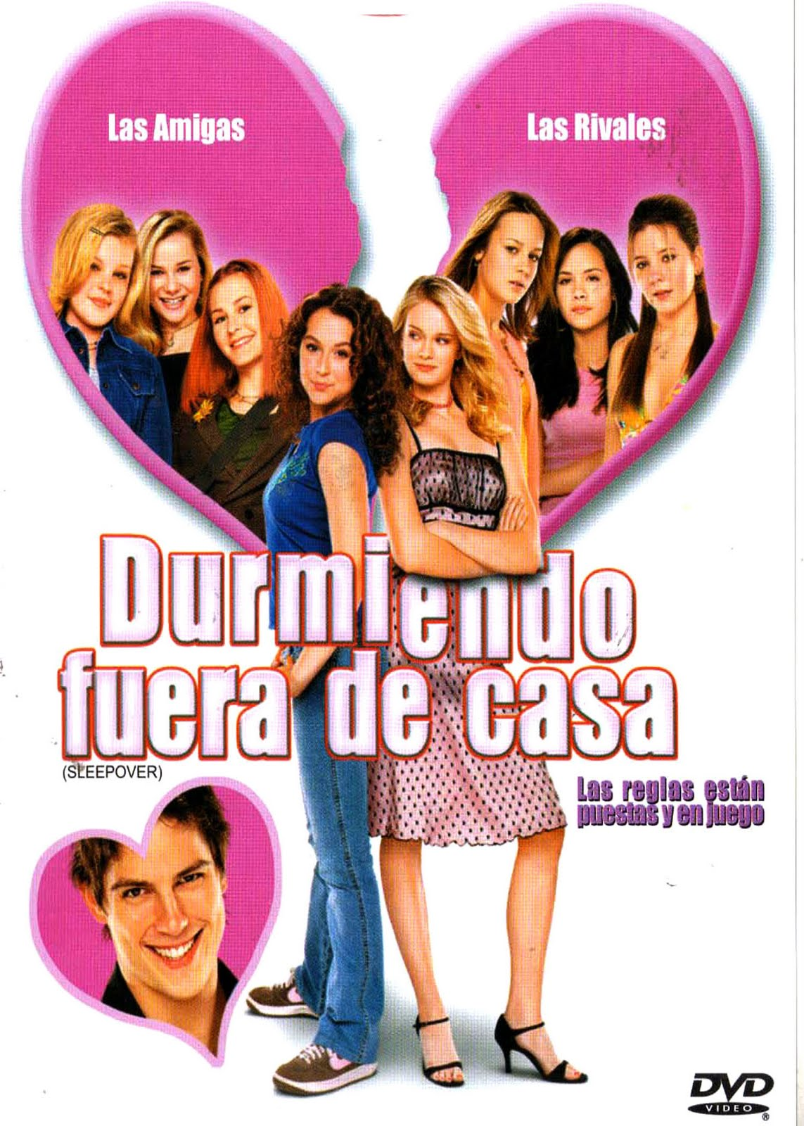 Sleepover durmiendo fuera de casa 2004 comedia cine for Fuera de borda pelicula