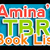 Amina's TBR Book List