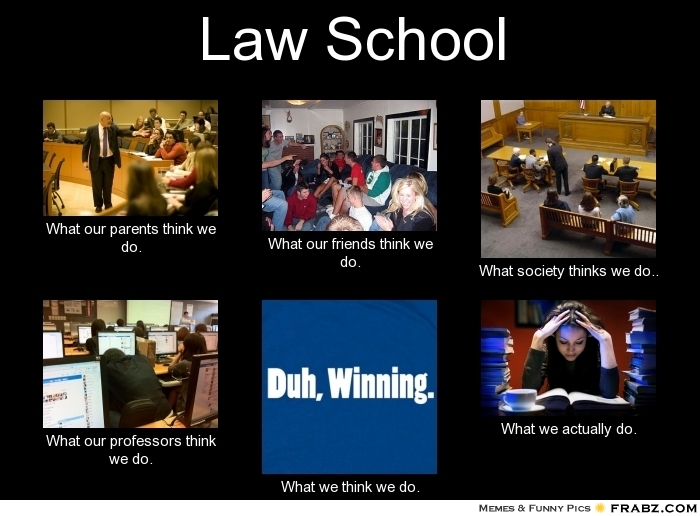 What Is Law School Like?