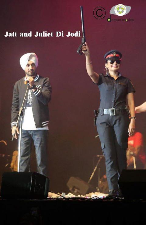 Punjab Police Jatt And Juilet