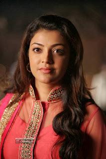 Kajal-Agarwal-Cute-Churidar-Stills-in-Sarocharu