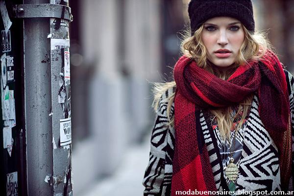 Colección otoño invierno 2014 India Style. Moda otoño invierno 2014.
