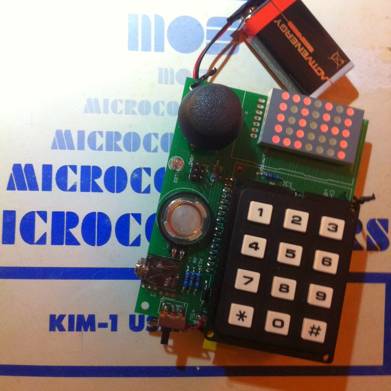 Microchess on an arduino obsolescence guaranteed