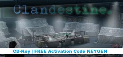 Clandestine free steam activation code