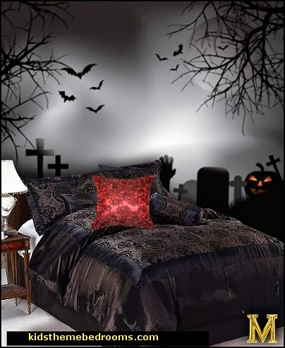 Vampire Bedroom Decorating Ideas