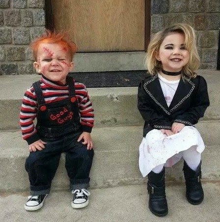 Chucky Funny Picture