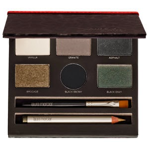 Laura Mercier Into The Wild Book Collection-Jungle Chic Palette-Holiday Collection 2014