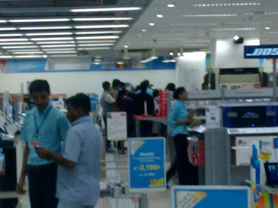 Reliance Digital Experience, an experience worth sharing and a shop worth shopping!