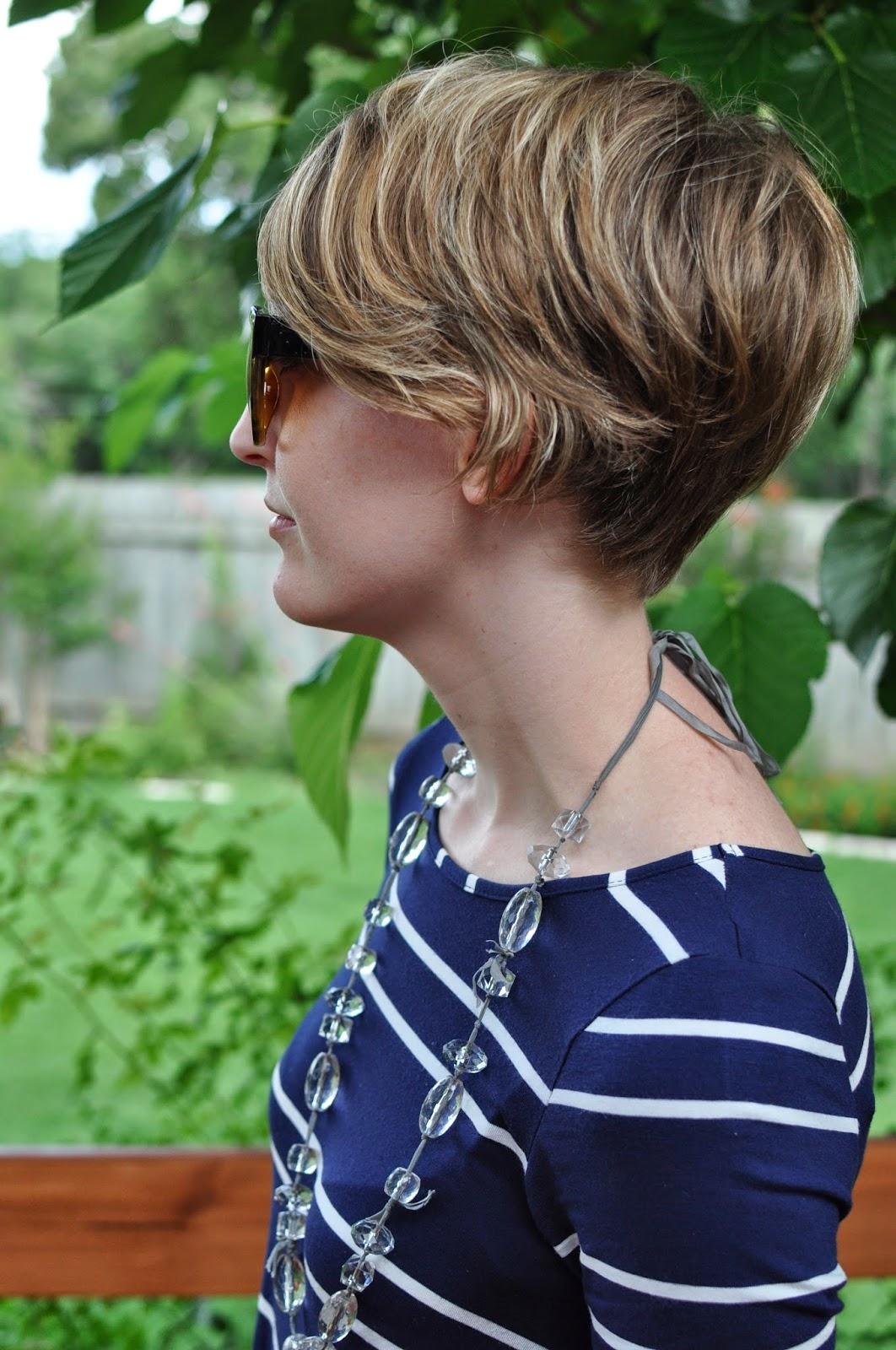 Short hair style - Waterstone Salon - Austin, TX