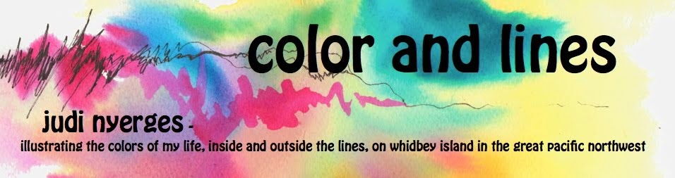 Color and Lines @Nyerges Art