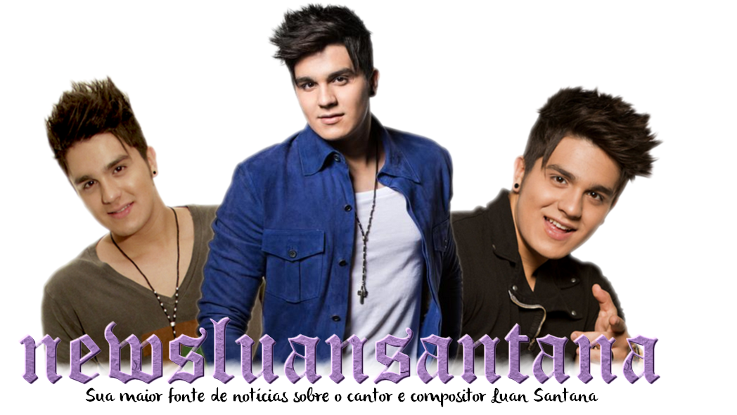 NewsLS - Tudo sobre o Luan Santana!