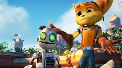 Ratchet y Clank into the Nexus para ps3