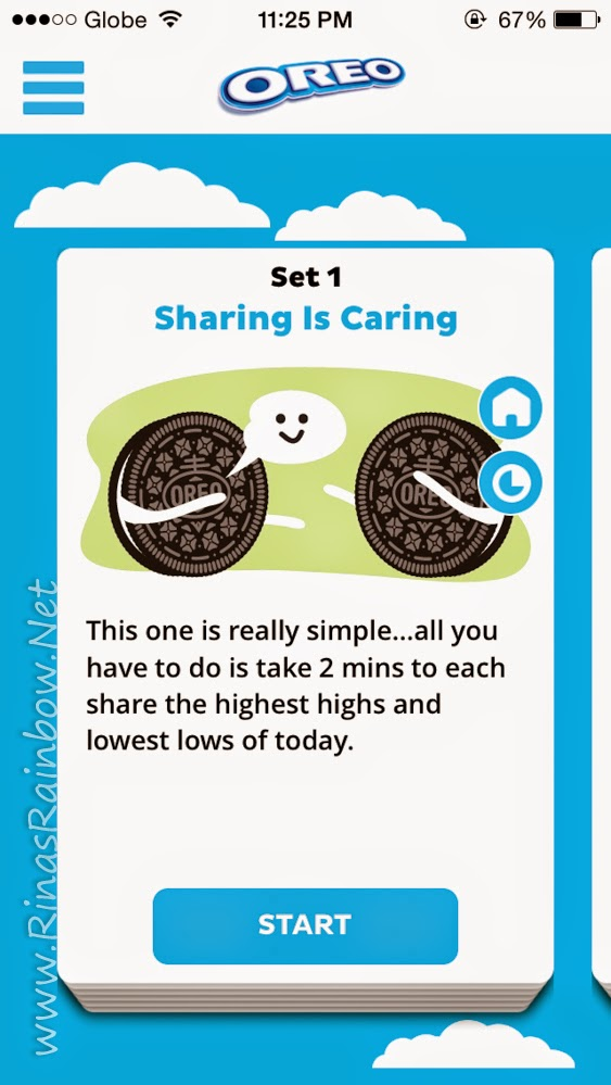 do it together oreo app