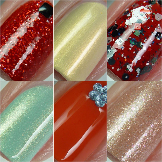 Gridlock Lacquer Spring Easter 2015 Collection