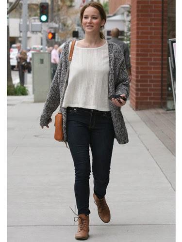 Jennifer Lawrence    Style Files - youfounderin  Jennifer Lawren...