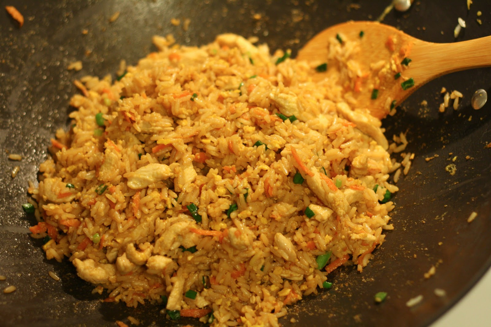Friday Foto: Chicken Fried Rice