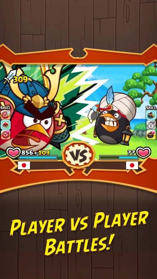 Angry Bird Fight v0.3.6 Apk for Android