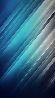 blue and lightning design iphone 5 wallpaper 2013
