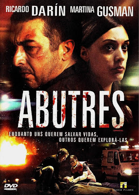 Abutres - DVDRip Dual Áudio