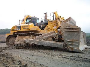 Pemindahan Tanah Mekanis