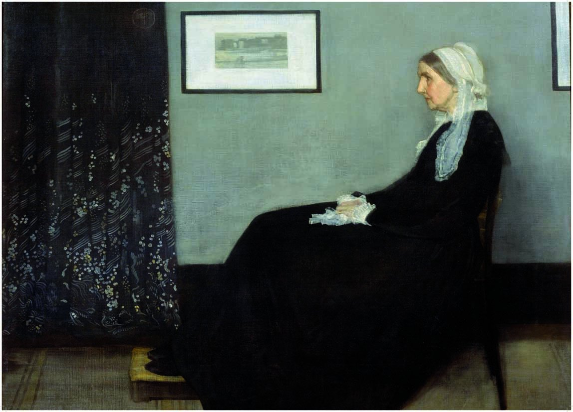 Who Painted The Whistler S Mother