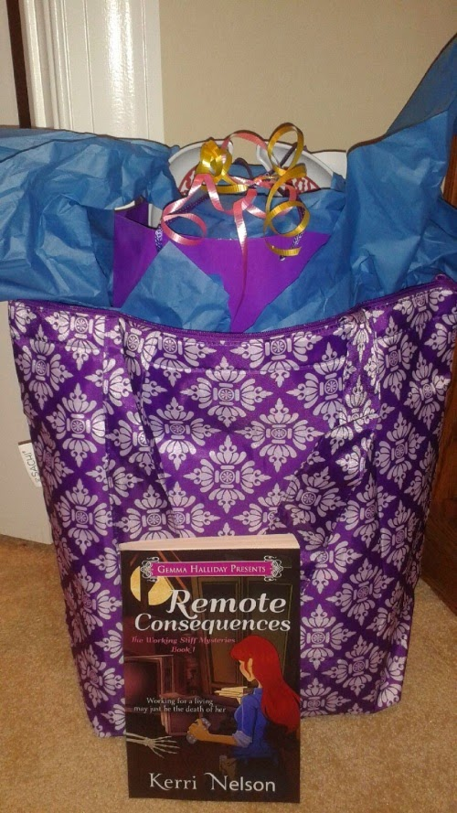 Remote Consequences Blog Tour Giveaway