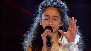 Eva Ruiz La voz kids