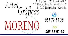 Artes Gráficas Moreno