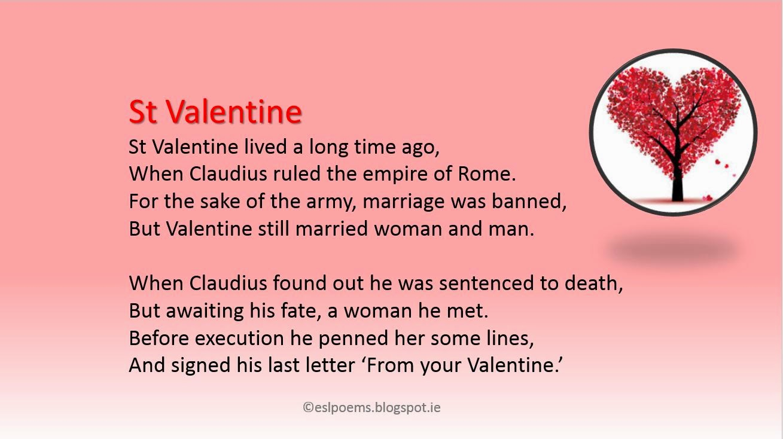 essays on saint valentine Posts about saint valentine´s cards written by divinoenglishblog.