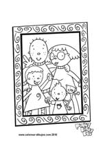 coloring pages pinky dinky doo - photo#15
