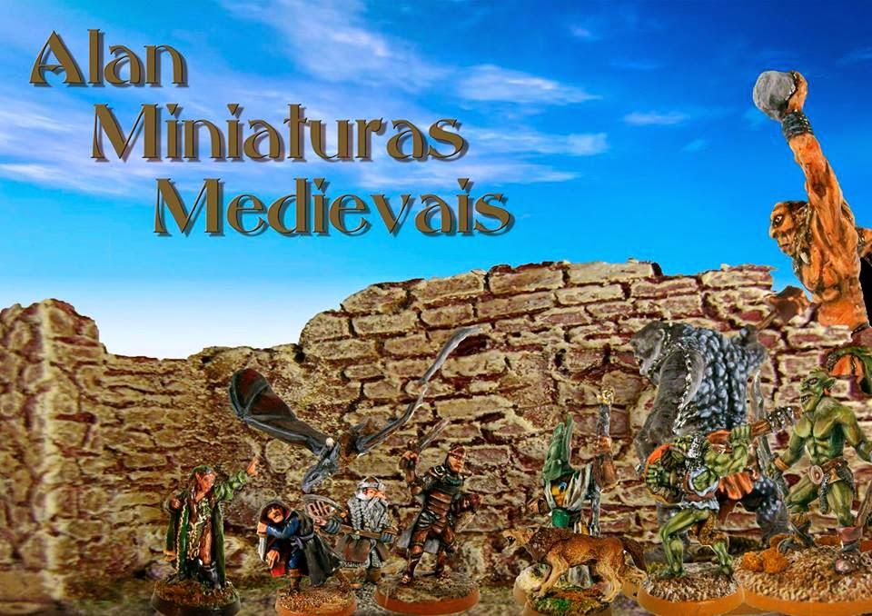 Alan Miniaturas Medievais