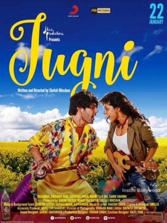 Official Poster: Jugni (2016) - All Movie Song Lyrics