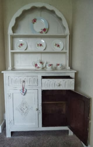 Shabby Chic Country Sisters SOLD Shabby Chic Vintage Display Cabinet Wel