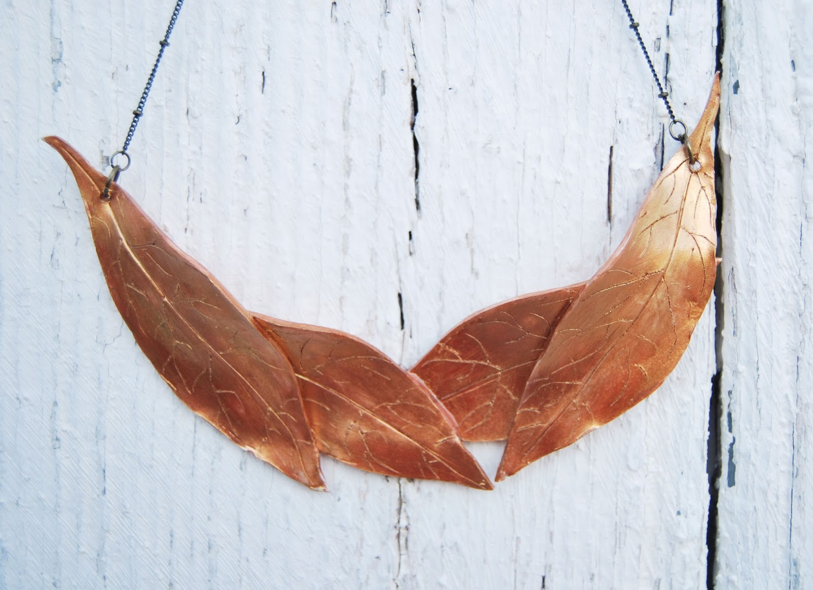 collar babero bronce bisuteria online