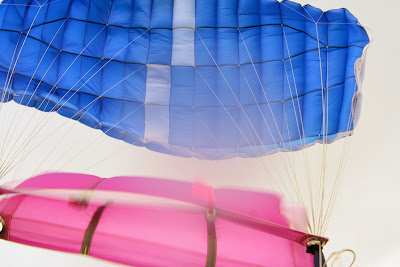 St. Peter-Ording: Fotos eines Tandem-Fallschirmabsprunges über dem ordinger Strand 34