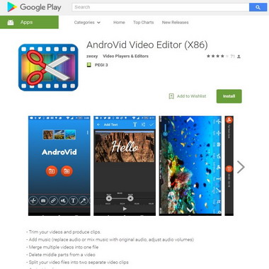 play google com - androvid