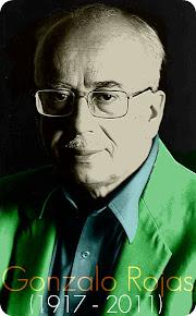 Homenaje a Gonzalo Rojas