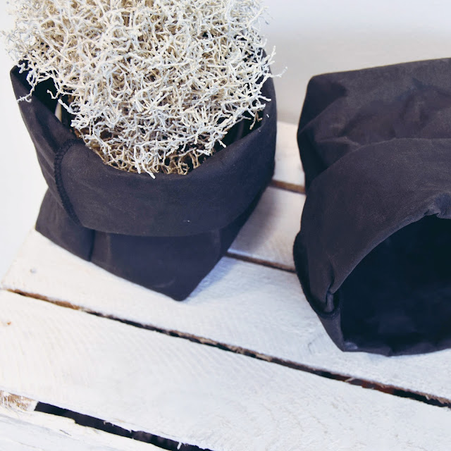 GrinseStern DIY snappap veganes leder tutorial utensilo
