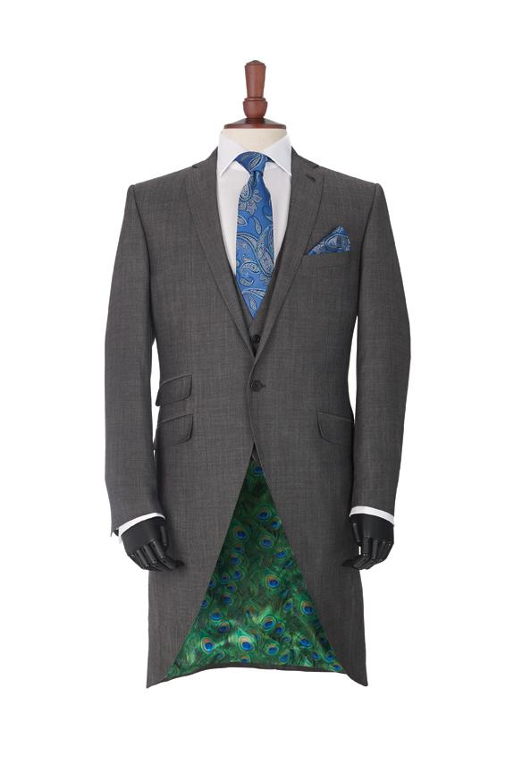 Men 39 s styling gentlemen 39 s dress code for the royal for Morning wedding dress code